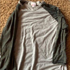 LuLaRoe xl Randy shirt